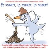 Stephen Janetzko - Es schneit, es schneit, es schneit - EP artwork