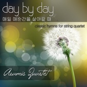 Day By Day: Classic Hymns For String Quartet