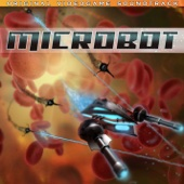 Microbot (Original Videogame Soundtrack) cover art