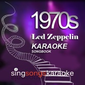 The Led Zeppelin 1970s Karaoke Songbook 1