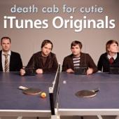 iTunes Originals: Death Cab for Cutie cover art