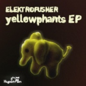 Yellowphants - EP cover art