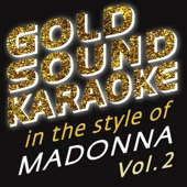 Into the Groove (Karaoke Version) [In the Style of Madonna]