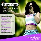 Karaoke las Canciones de Soda Stereo