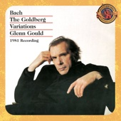 Glenn Gould - Bach: Goldberg Variations, BWV 988 (1981 Recording)  artwork