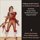 Mozart: Le Nozze di Figaro (Schwarzkopf, Kunz, Karajan) [1950] Volume 2