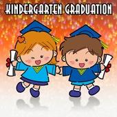We're Moving Up to Kindergarten - Kindergarten Graduation Cover Art