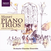 Ambache Chamber Ensemble - Trio In G - K564 / Allegro (Mozart) artwork