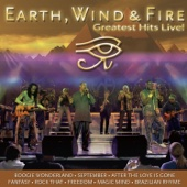 Earth, Wind & Fire: Greatest Hits Live!
