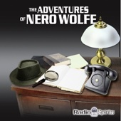 Adventures of Nero Wolfe - The Shakespeare Folio  artwork