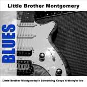 Little Brother Montgomery's Something Keeps A-Worryin' Me - EP