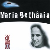 Maria Bethânia - 20 Grandes Sucessos de Maria Bethânia  arte