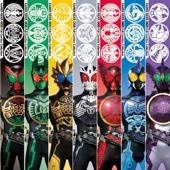 Kamenrider OOO  Full Combo Collection