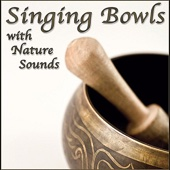 Singing Bowls with Nature Sounds: Tibetan Singing Bowls for Wellness, Meditation, Relaxation