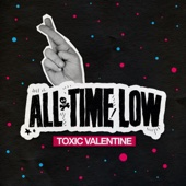 Toxic Valentine - Single cover art