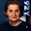 Madeleine Albright - Madeleine Albright at the 92nd Street Y artwork