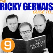Ricky Gervais, Steve Merchant & Karl Pilkington - The Ricky Gervais Guide to... The HUMAN BODY  artwork