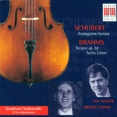 5 Lieder, Op. 49 (Arr. For Cello and Piano): 5 Lieder, Op. 49, No. 4 - Wiegenlied (Arr. For Cello and Piano)
