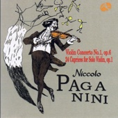 24の奇想曲 作品1の15/ト長調 - ルッジェロ・リッチ