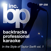[Download] Love Story (Instrumental Track) [Karaoke In the Style of Taylor Swift] MP3