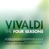 "The Four Seasons (Le Quattro Stagioni), Op. 8 - Violin Concerto No. 2 In G Minor, RV 315, ""Summer"" (L'estate): III. Presto - Janacek Chamber Orchestra, Bohuslav Matousek & Zdenek Dejmek"