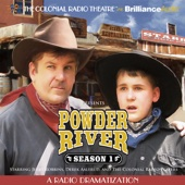 Jerry Robbins - Powder River - Season One: A Radio Dramatization  artwork