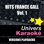 Hits France Gall, vol. 1 (Versions karaoké) - EP