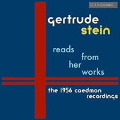 Gertrude Stein Reads From Her Works
