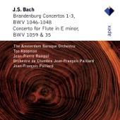 Bach: Brandenburg Concertos Nos 1 - 3 & Flute Concerto