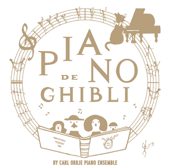 Piano de Ghibli - Studio Ghibli Works Piano Collection
