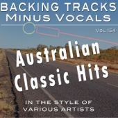Australian Classic Hits Vol 154 (Backing Tracks)
