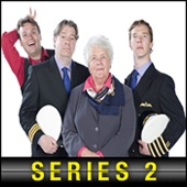 John Finnemore - Cabin Pressure: The Complete Series 2 (Unabridged)  artwork