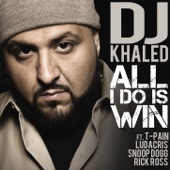 All I Do Is Win (feat. T-Pain, Ludacris, Snoop Dogg & Rick Ross) - DJ Khaled