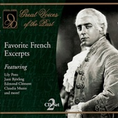 Favorite French Excerpts (Live)