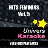 Hits féminins, vol. 5 (Versions karaoké)