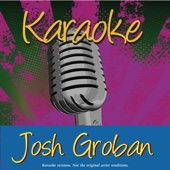 You're Still You (In the Style of Josh Groban)