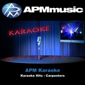 There's a Kind of Hush (All Over the World) [Karaoke Version]
