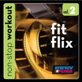 Fit Flix Workout Music, Vol. 2 (148-160BPM Music for Jogging, Running & Cardio) [Workout Remix]