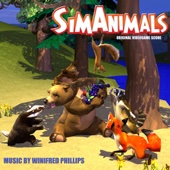 Sim Animals (EA™ Games Soundtrack) cover art