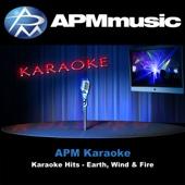 Karaoke Hits - Earth, Wind & Fire