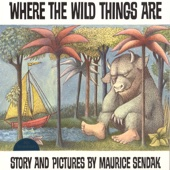 Where the Wild Things Are (Unabridged) - Maurice Sendak Cover Art
