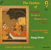The Genius of Pandit Nikhil Banerjee: Live Concert Series 2