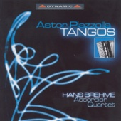 Libertango (arr. for Accordion Quartet)