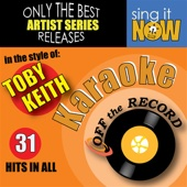 Download Off the Record Karaoke - American Soldier (In the style of Toby Keith) [Karaoke Version]