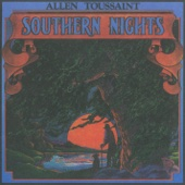 Allen Toussaint - Southern Nights  artwork