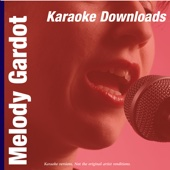 Karaoke Downloads - Melody Gardot