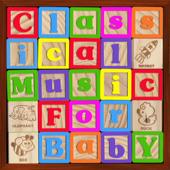 Música clásica para el bebé: Piezas calmante para un embarazo relajante juego, y al acostarse
