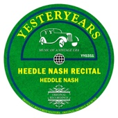 Heddle Nash Recital