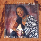 Letta Mbulu - There's Music In the Air artwork