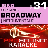 Sing Soprano - Broadway Vol. 31 (Karaoke Performance Tracks)